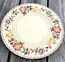 Arbor By Mason C4691 Ironstone China Hand Painted Made In England Set Of 6 Plate
