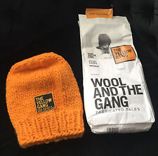 Veuve Clicquot Zion Lion Knit Hat By Wool and the Gang Brand New In Bag