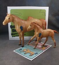 **ROSIE & BAILEY** 2016 VINTAGE CLUB Speckled Red Roan! #712171 LTD 500