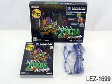 Zelda 4 Swords w/ GBA Cable Boxed Japanese Import Gamecube GC Japan JP US Seller
