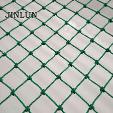 Tennis court baseball field backstop net barrier net, nylon PE impact net