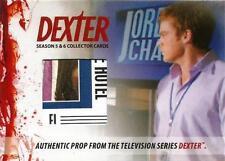 Dexter Season 5 & 6 Prop Card DP2 Jordan Chase Access Pass