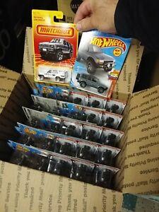2021 Hot Wheels Toyota Land Cruiser 80 Lot of 26 (+1 MBX 4 runner) HW Hot Trucks