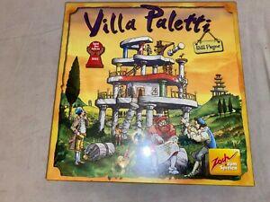 Villa Paletti (Zoch) Spiel des Jahres 2002 -> NEU!