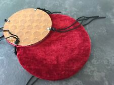 More details for tabla indian percussion drum covers hard cushioned cover accessories