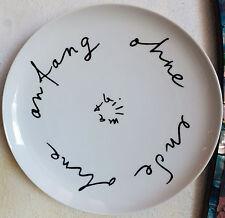 Tavolo porcellana muro piatto piastra Max Bill Rosenthal ARTE ART MODERN ORIGINALE