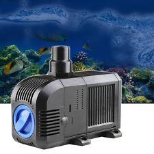 Aquarium-Fountain-Fish-Tank-400 GPH-1500L/h-25W-Submersible-Water-Pump-220V New