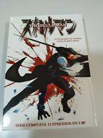 The Skull Man Serie Completa 13 Episodi - 3 X DVD + Extra Spagnolo Giapponese Am