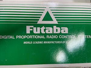 Futaba Conquest FM FP-4NBF 4 Channel Digital Proportion Radio Control R/C System