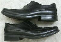 Rockport Dress Shoes Leather Uppers Solid Man's Oxfords Black Ten 1/2 10.5 M Men