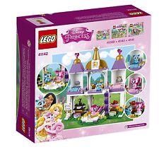 LEGO for girls Building Set Disney Princess Castle Bday Gift MODEL 41142 NEW US