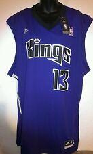 © NWT ADIDAS Sacremento Kings Purple Tyreke Evans adult XL NBA Jersey NBA16