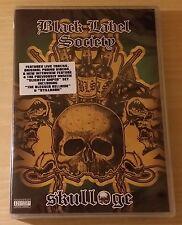 BLACK LABEL SOCIETY - SKULLAGE - DVD SIGILLATO (SEALED)