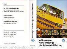 VW Bus T4 - VHS Video - Sicherheit ´94