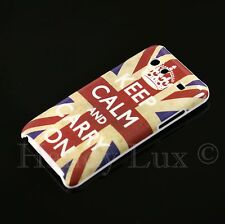 Samsung Galaxy S Advance i9070 Hard Case Schutz Hülle Etui Keep Calm Carry ON