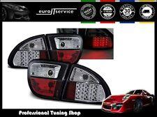 FEUX ARRIERE ENSEMBLE LDSE02 SEAT LEON 1999 2000 2001 2002 2003 2004 NOIR LED