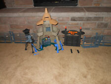 Jurassic Park Command Compound 100% COMPLETE untested electronics