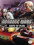 Prima Official Game Guides: Advance Wars : Days of Ruin by Prima Games Staff and