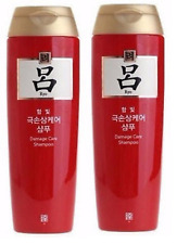 2Pcs Amore Pacific Ryo Extremely Damage Care Shampoo 180ml