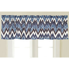 Rose Tree New Haven Tailored Valance (19 x 80) ) Blue New