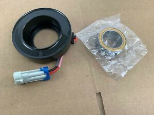 NEW A/C Compressor Clutch COIL + BEARING for Saab 9-3 2006-2011 2.0 Liter