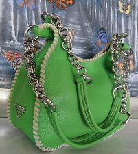 PRADA BAG Leather Handbag - 100% Authentic