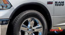 FENDER TRIM BLACK Stainless FTDO801 For: DODGE RAM 1500 SHORT BEDS 2002-2008