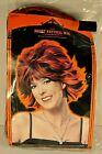 Short Natural Flip Out Wig Adult One Size Halloween Costume Accessory