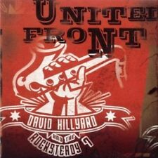 David Hillyard & The Rocksteady 7 - United Front  CD  11 Tracks Reggae Neuware
