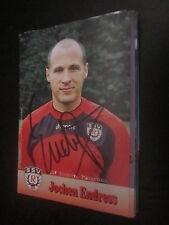 48048 Jochen Endress SSV Reutlingen original signierte Autogrammkarte