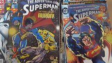 Superman Comic Lot adventures 501-530 nm bagged