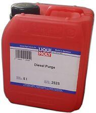 Liqui Moly Diesel Purge 5lt Diesel Injector Fuel System Cleaner 2525 5 litre