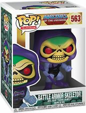 Funko Pop! Vinyl He-Man Masters Of The Universe Skeletor with Armour Figure #563
