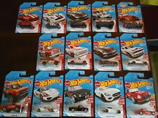 Hot Wheels Target Exclusive Red Edition Lot of 14. C10 lambo vw caddy viper ram