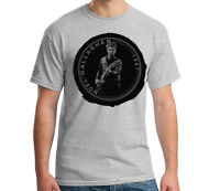 NOEL GALLAGHER of OASIS & HIGH FLYING BIRDS , Cool Coin design T shirt by VKG