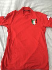 * Italia 2002 Portero Buffon Camiseta Jersey Camisa de fútbol Ultra Raro *