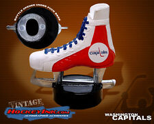 Washington Capitals Vintage 1970s Skate Bottle Opener Mint in Box
