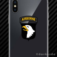 (2x) 101st Airborne Division Cell Phone Sticker Mobile Div the Screaming Eagles