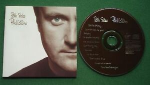 Phil Collins Both Sides inc Can't Find My Way / Survivors + CD