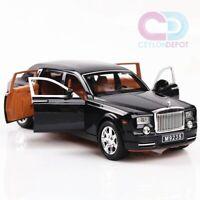 1:24 Rolls-Royce PHANTOM Diecast Vehicle Car Alloy Metal Model Toy Gift Cars
