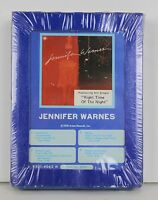 New NOS Jennifer Warnes Vintage 8 Track Tape Cartridge Right Time of the Night