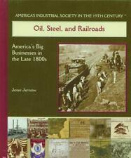 Oil, Steel, and Railroads: America's Big Businesses in the Late 1800's (America'