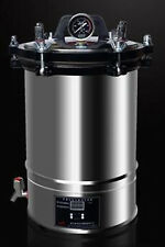18L Automatic Type Stainless Steel High Pressure Sterilizer Steam Sterilizer