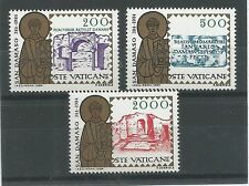 Historical Figures Vatican Stamps