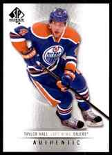 2012-13 SP Authentic Taylor Hall #15