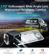 170° Wide Angle Lens Waterproof Parking Reversing Camera for Volkswagen Touareg