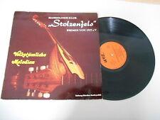 LP Volksmusik Mandolinen-Klub Stolzenfels - Volkstüml. Melodien (7 Song) MVS REC