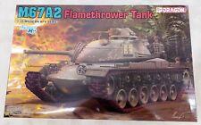 DRAGON 1:35 M-67A2 FLAMETHROWER TANK Model Kit #3584 Smart Kit *BNIB*