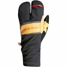 Pearl Izumi AmFIB Lobster Bike Cycling Gloves 14342006 Black/Dark Tan X-Large