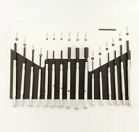 16 PC SMALL MINI PRECISION SCREWDRIVER SET FOR WATCH JEWELRY ELECTRONIC REPAIR